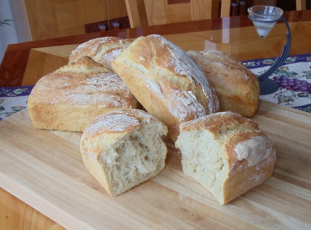 Traditional Videos   No-Knead Bread Central
